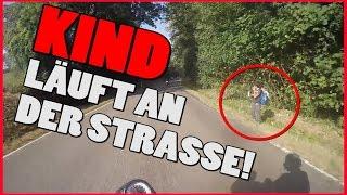 SCHULKIND LÄUFT ALLEINE AN STRAßE! | 10KM von Zuhause weg! | MotoVlog | Sluty thumbnail