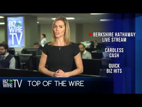 Biz Wire TV - February 19, 2016 (Business Wire)