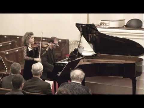 Ernest Bloch, Nigun, Isabelle Durin