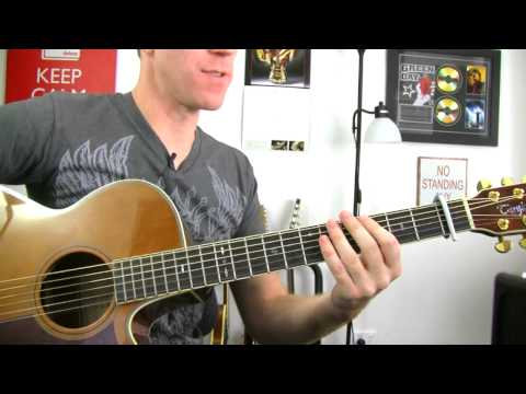 Just Like Jesse James - Cher ★ Guitar Lesson - How To Play Instructional Acoustic Tutorial