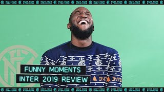 INTER FUNNY MOMENTS | 2019 REVIEW feat. Conte, Lukaku, Handanovic, Esposito, Lautaro...🤣⚫🔵 [SUB ENG]