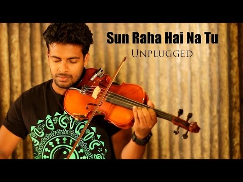 Sun Raha Hai Na Tu -Ashique 2- Violin cover Cover -  Dream Track