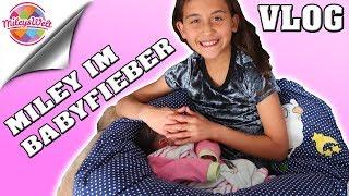 MILEY IM BABYFIEBER - VLOG - Jeden Tag beim neuen Baby   Mileys Welt