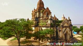 The Old Bagan By www.burmabooking.travel