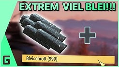 BLEI am EFFIZIENTESTEN farmen !! | Fallout 76