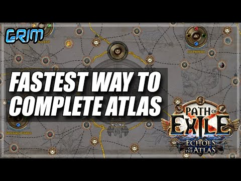 [Echoes Of The Atlas] Fastest Way To Complete Atlas Leapfrog Strategy (Guide)