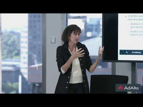 AdAlta i-body Platform Briefing - Carol Pollock - Ion Channels