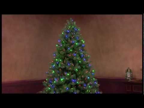 Color Choice® Pre-lit Tree