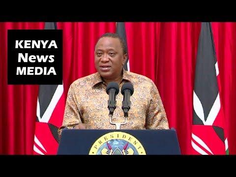 Uhuru Kenyatta ADDRESS Thousands of African youths in Global Citizen Festival South Africa!!!