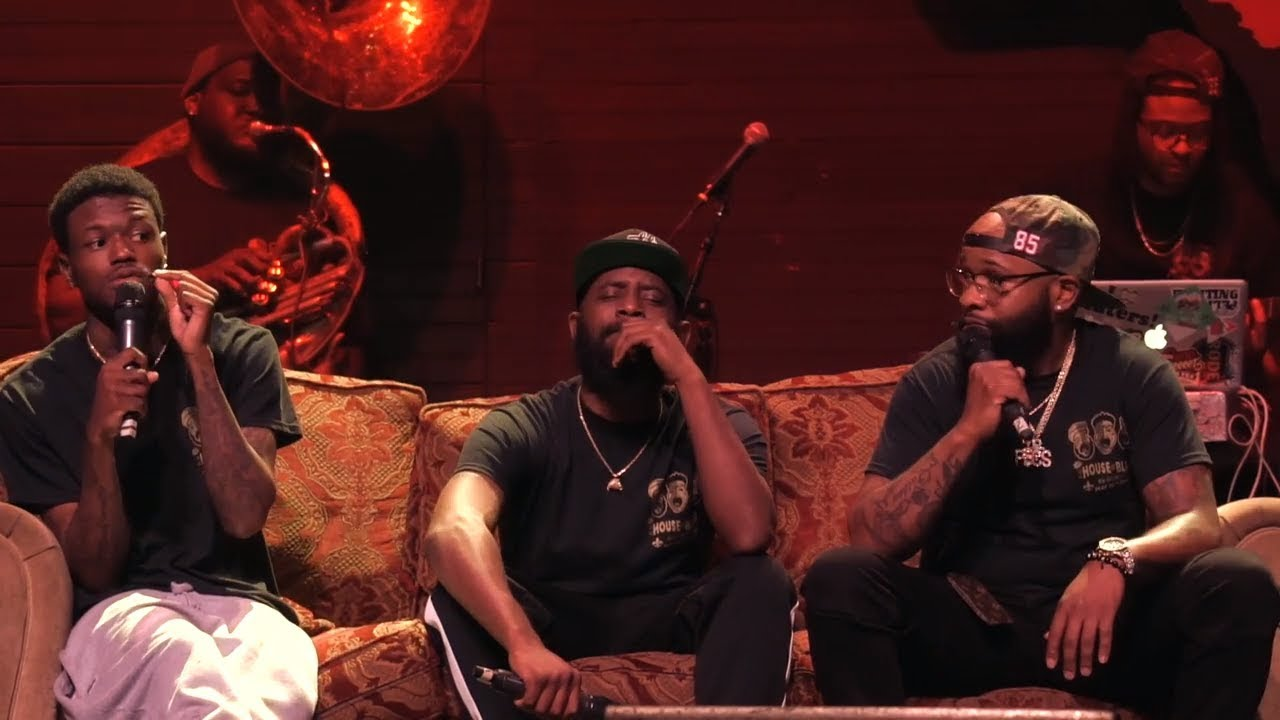 The House Of Blues Roast Session w/ DC Young Fly, Karlous ...