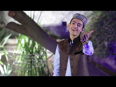 Umer Farooq Qadri - Madinay Tur Ja - Official Video