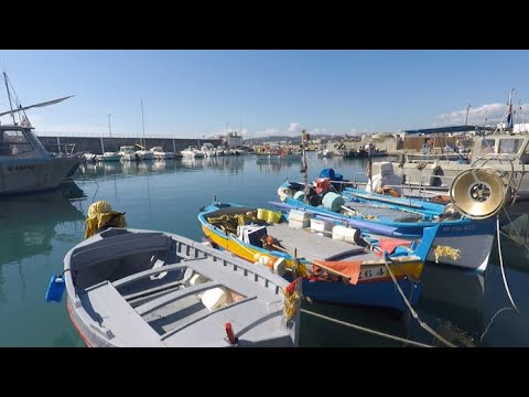 Le Cros-de-Cagnes, petit port préservé de la Côte d'Azur - Météo à la carte