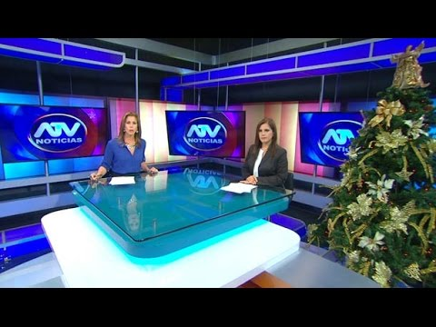 ATV Noticias 04-01-2016 (Programa completo)