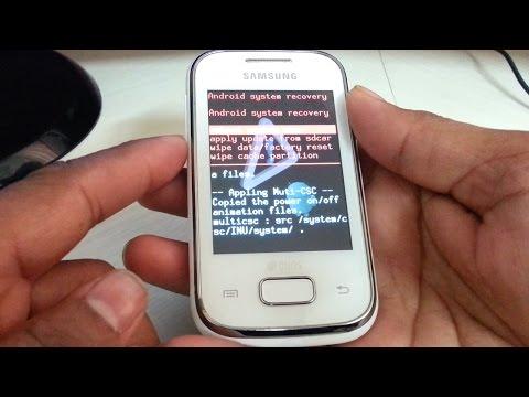 Root Samsung Galaxy Y Duos S5302