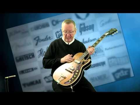 Vintage Harmony Guitars - Stratotone Guitar 1959 DeArmond Pickups Original Case (515) 864-6136