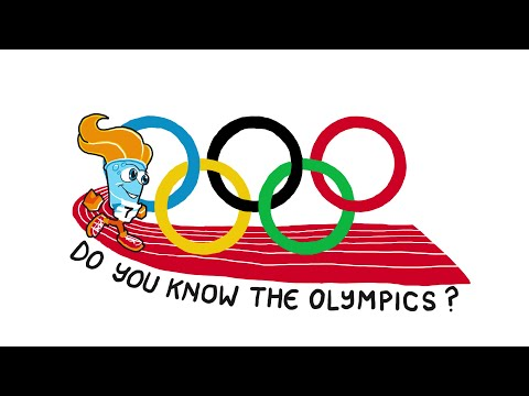 Olympiakasvatus – Tunnetko olympiakisat?