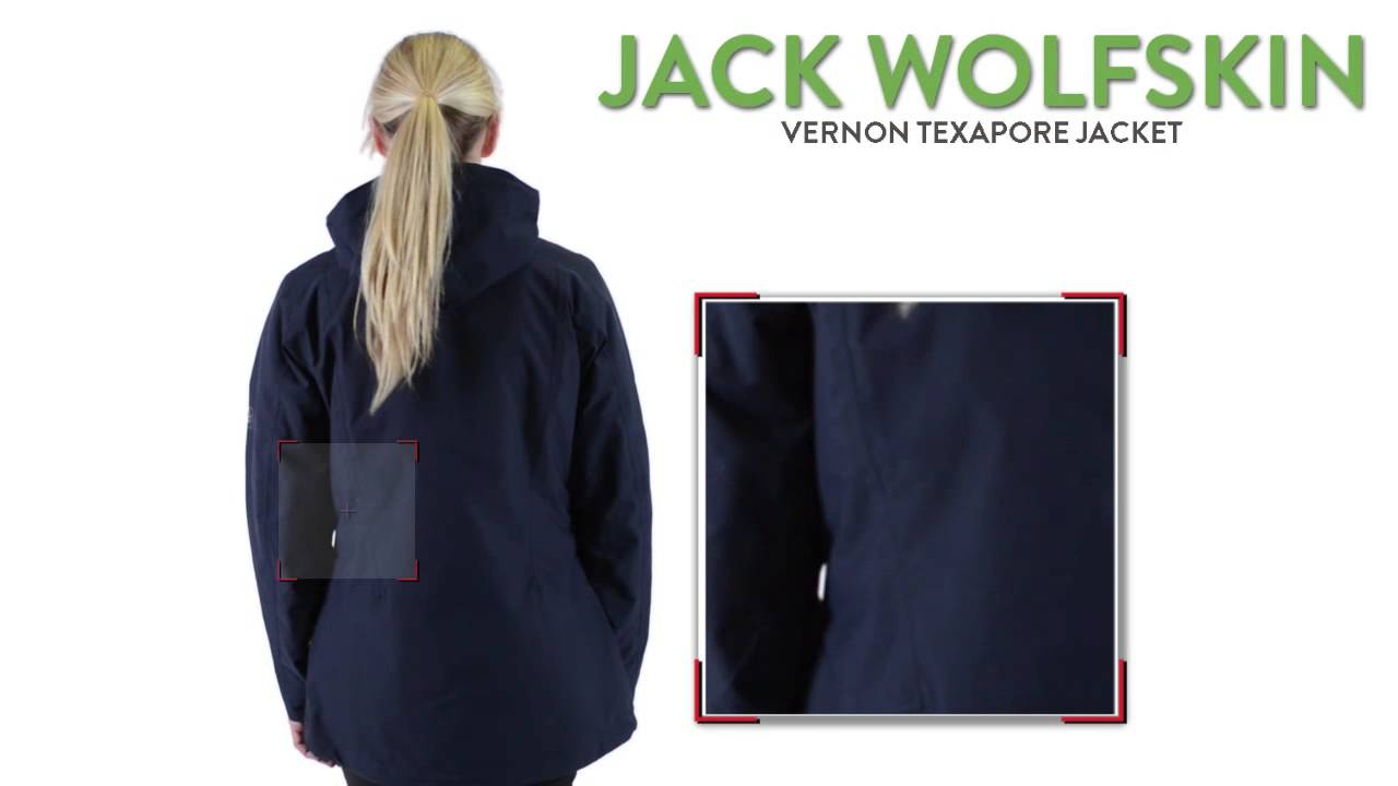 Women Jack In Vernon Texapore WaterproofInsulated3 Wolfskin 1for Jacket PZiOkXTwu
