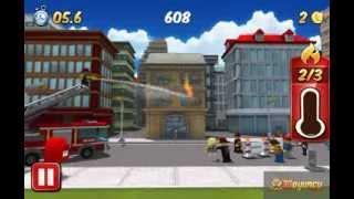 3D Lego City - 3D Araba Oyunları - 3D Oyuncu