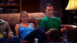 Practicing Present Continuous with The Big Bang Theory