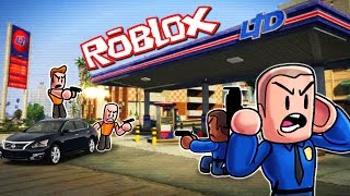 Roblox | ATTACKED BY GANG MEMBERS - GTA 5 in Roblox! (Grand Theft Auto 5)