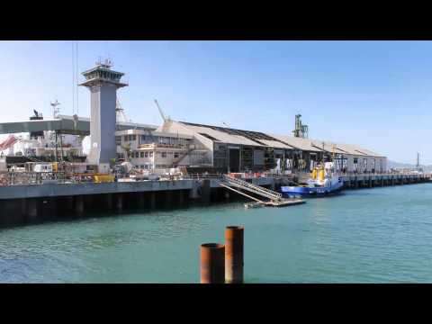 Townsville Port Inner Harbour Expansion Berth 8 works (10/12-01/13)