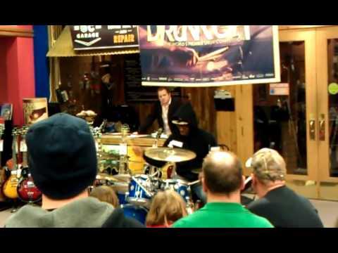 Stephen Bender Drum Off 2011