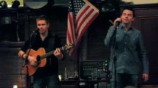 """Acoustic by Candlelight: Neil Byrne and Ryan Kelly """"Black is the Colour."""" 5-21-2012.MOV"""