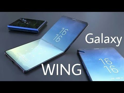 Samsung Galaxy Wing!!!- (2018)| Samsung Galaxy X!! | Release Date | Specifications | Price | Design!