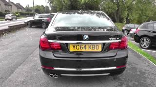 BMW 7 Series SWB (F01) 730d SE Exclusive N57 3.0d (Z7N6) U26871