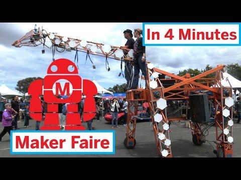 San Mateo Maker Faire 2016: all the interesting stuff