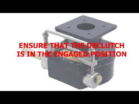 Ht Series Fusible Link Fire Safe Butterfly Valve Iom