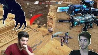 MAVİ ZAİT AFFETMEZ!! - (Wolfteam Troll s2) Nyks ft. Combat