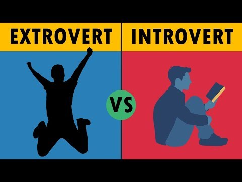 Introvert Vs Extrovert- Personality Test