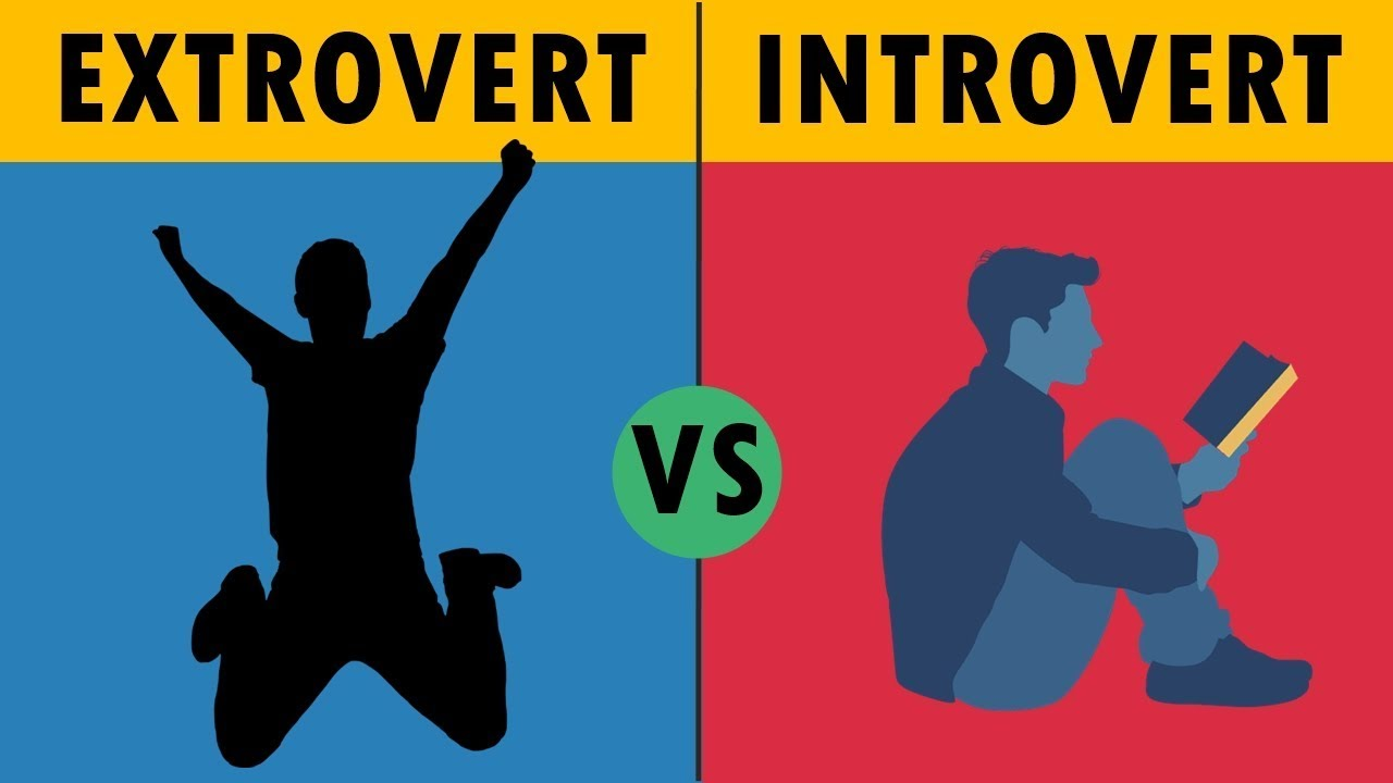 Dating an introverted extrovert test