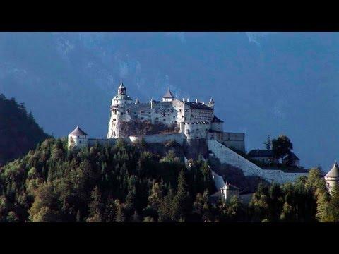 Festung Hohenwerfen, Salzburg - Austria