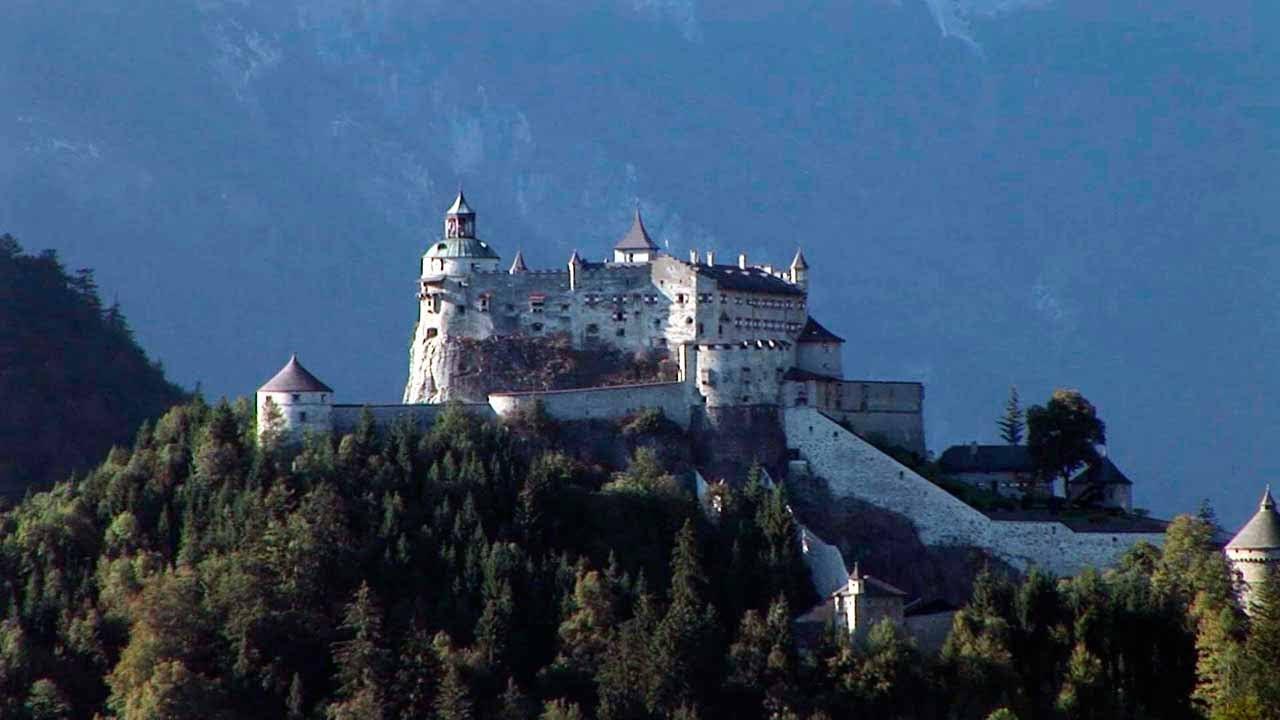 Festung Hohenwerfen, Salzburg - Austria HD Travel Channel
