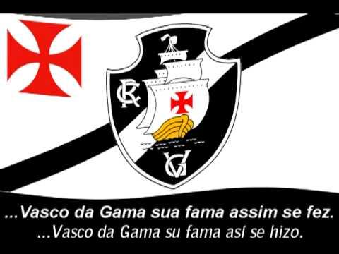Hino do Vasco da Gama (Letra) - Himno de Vasco da Gama (Letra)