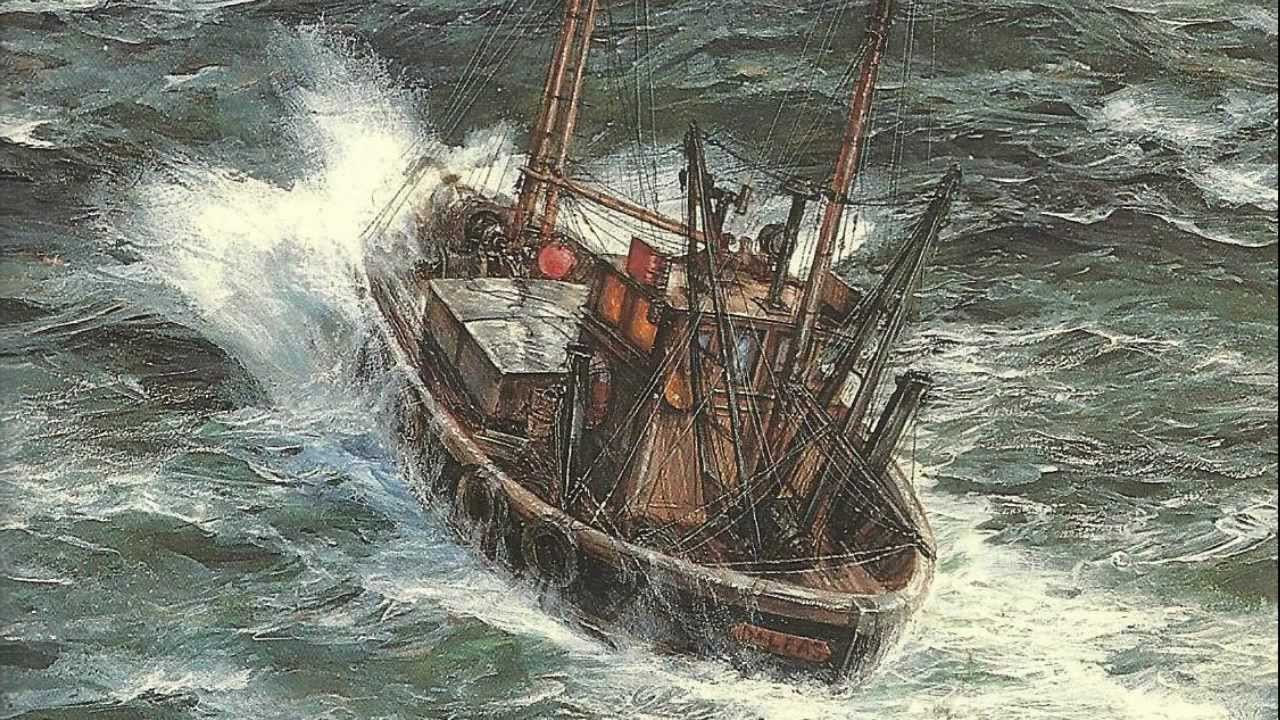 Alistair mcleod the boat