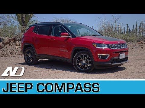 Jeep Compass - ¿Vale lo que cuesta? - Primer Vistazo