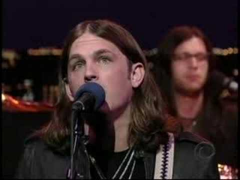 Kings Of Leon - On Call (Late Show With David Letterman)