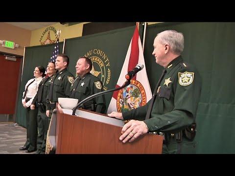 Nassau County Sheriff's Office Awards Ceremony