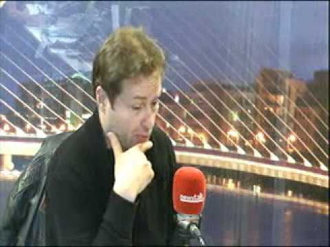 Comedian Ardal O'Hanlon chats to Tom Dunne