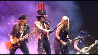 ALICE COOPER - School's Out - LIVE 10/22/14 Greensboro NC