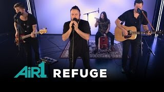 "Finding Favour ""Refuge"" LIVE at Air1"