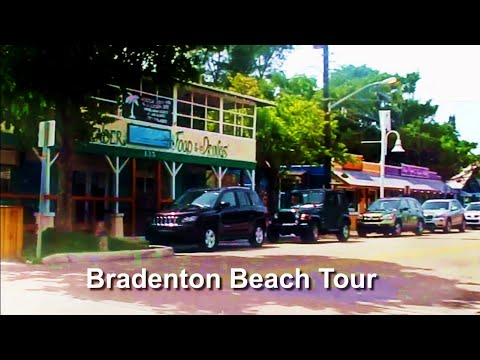 Tour of Bradenton Beach, FL