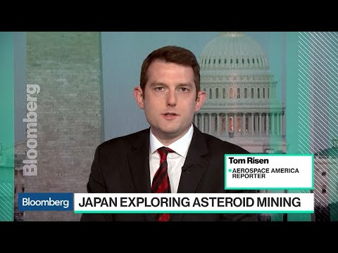 Japan Takes The First Step Toward Asteroid Mining