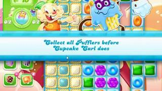 Candy Crush Jelly Saga Level 1063 (3 stars, No boosters)