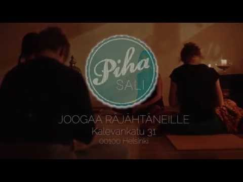 Yoga in Helsinki - Pihasali yoga studio