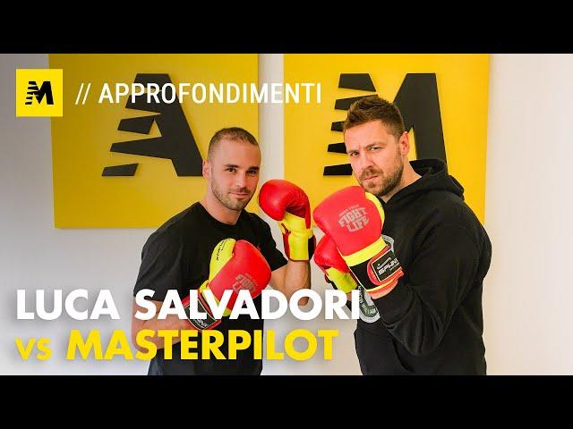 Luca Salvadori vs Masterpilot su Imola SBK Gara2: pace fatta?