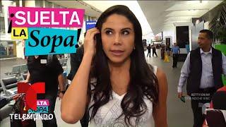 Paola Rojas prefiere evitar las preguntas incómodas | Suelta La Sopa | Entretenimiento
